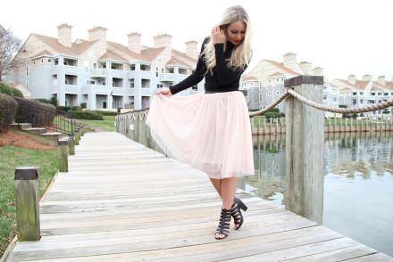 Tulle-Skirt